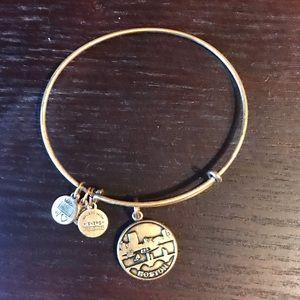"""Alex & Ani • """"Boston"""" Bracelet"""